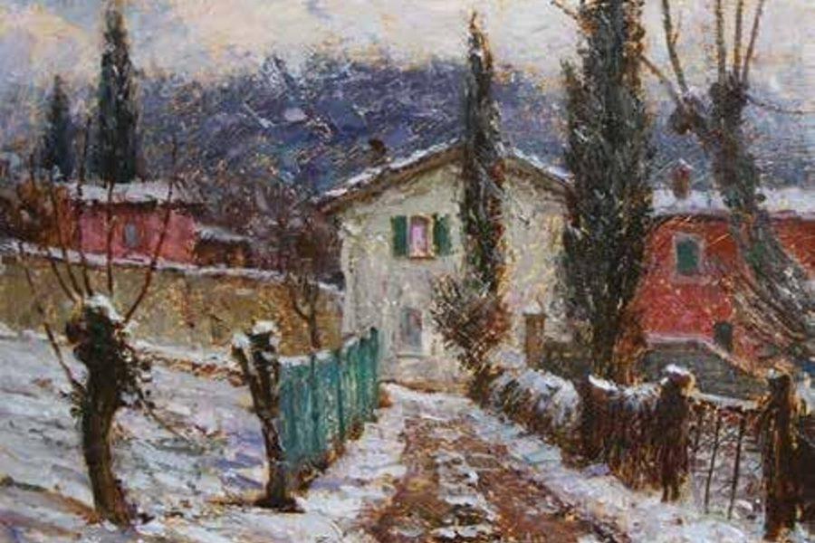 Neve a Costalunga, Brescia