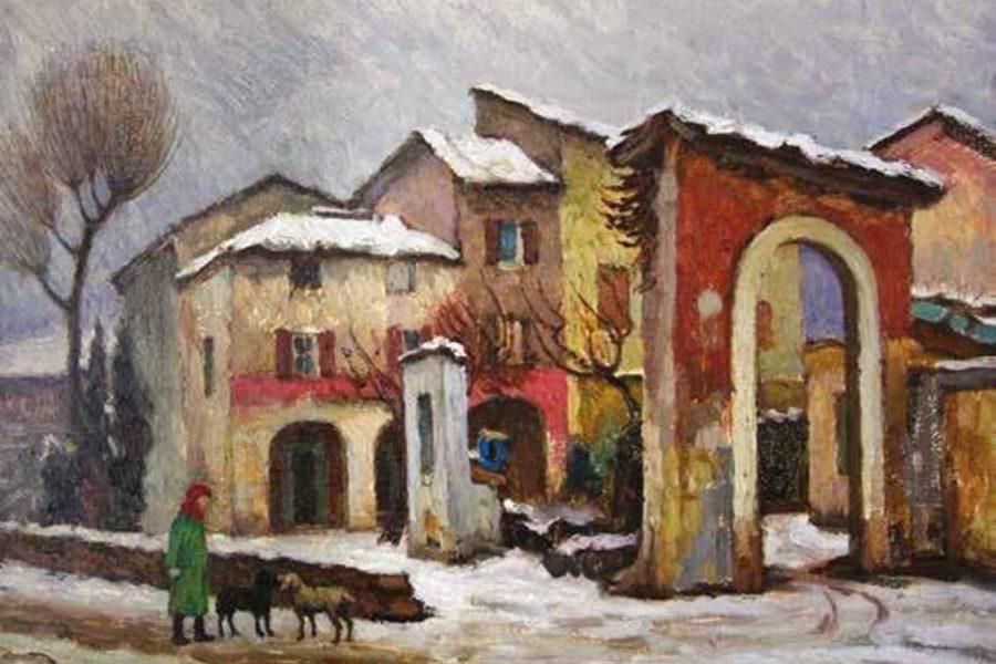 Inverno in Costalunga (BS)