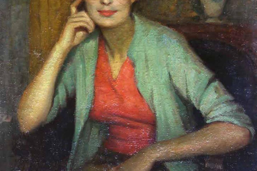 Ritratto di Leila